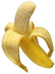 Niels går i byen og køber en banan