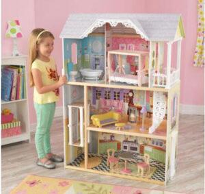 Rengøring af dukkehus