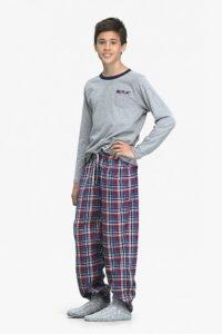 Peter i pyjamas