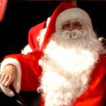 Tante Karen kommer til juletræ